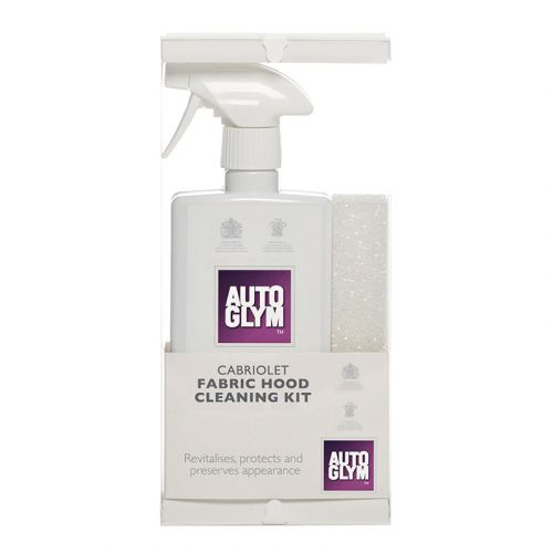 AUTOGLYM CABRIOLET FABRIC HOOD MAINTENANCE KIT 2*500ML