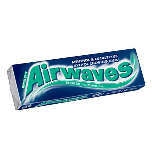 AIRWAVES MENTHOL&EUCALYPTUS  14 G
