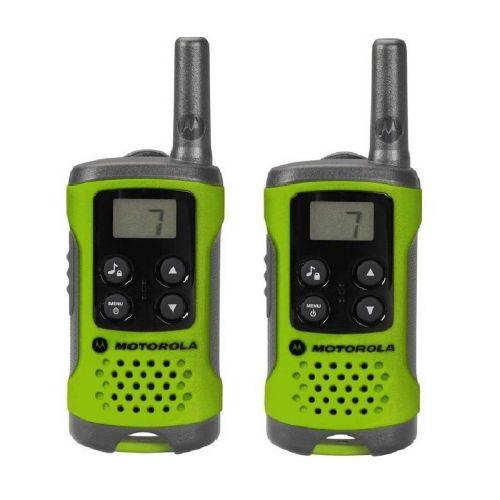 Motorola Lasten radiopuhelinsetti TLKR T 41 vihreä