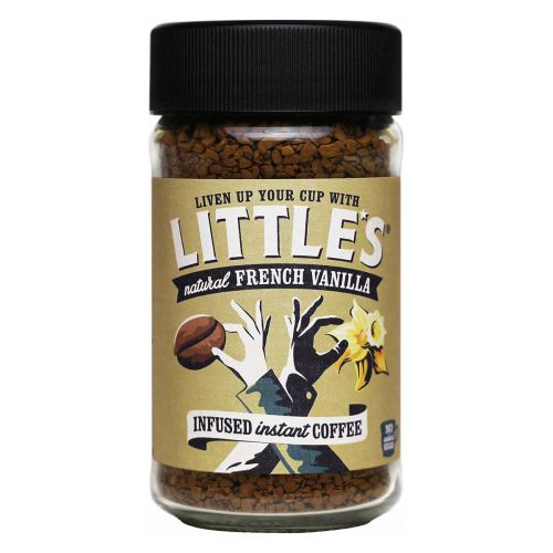 LITTLE'S FRENCH VANILLA INSTANT COFFEE 50 G