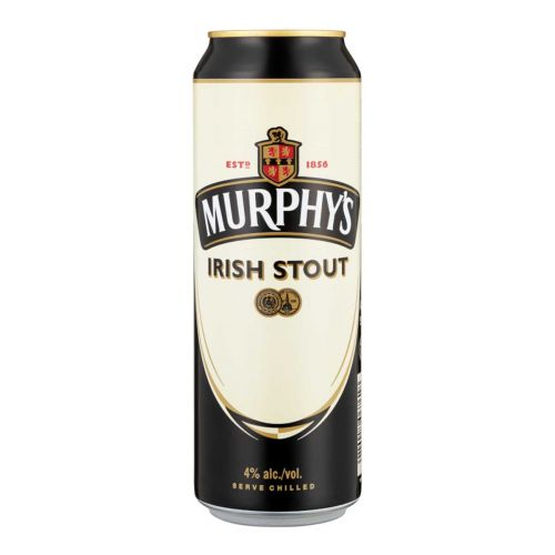 MURPHY'S IRISH STOUT 4,0% TLK (PANTITON) 500 ML