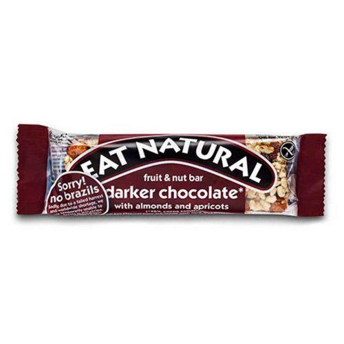 EAT NATURAL TUMMEMPI SUKLAA VÄLIPALAPATUKKA 45 G