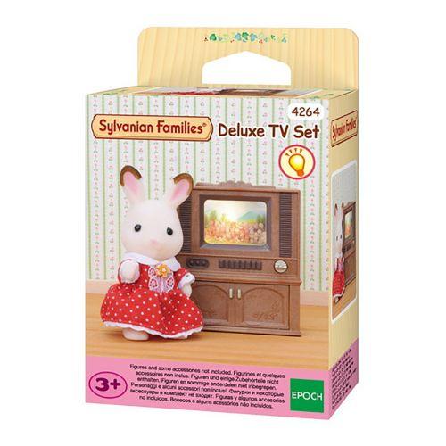 SYLVANIAN FAMILIES LUKSUS VÄRI-TV