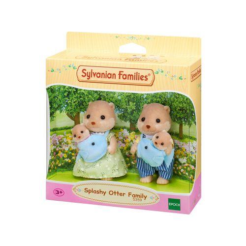 Sylvanian Families Saukkoperhe