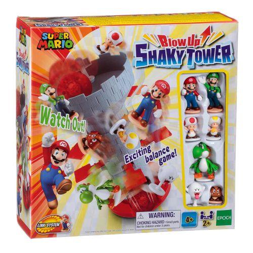 SUPER MARIO SUPER MARIO BLOW UP! SHAKY TOWER