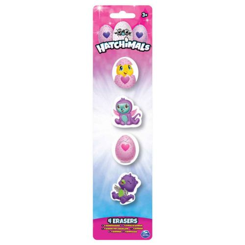 HATCHIMALS PYYHEKUMIT 4 KPL