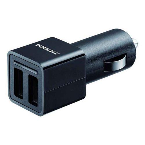 DURACELL 12V TUPLA USB 2 X 2.4A (4.8A)