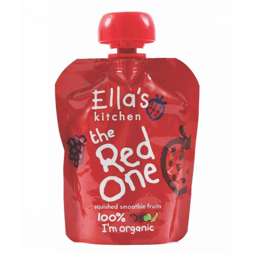 ELLA´S THE RED ONE SMOOTHIE LUOMU 6KK 90 G