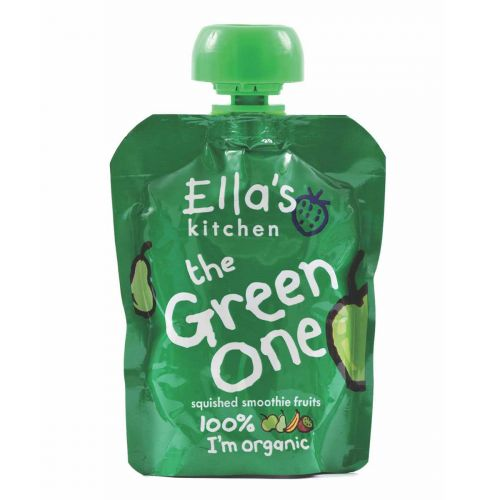 ELLA´S THE GREEN ONE SMOOTHIE LUOMU 6KK 90 G