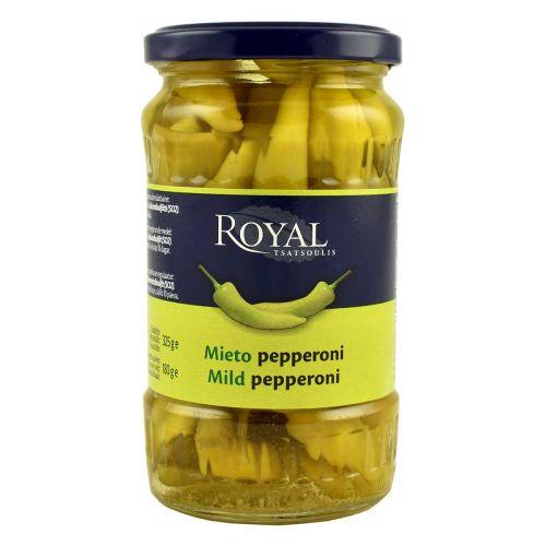 ROYAL PEPPERONI MIETO 180 G