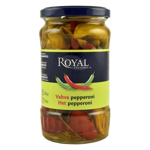 ROYAL PEPPERONI VAHVA 150 G