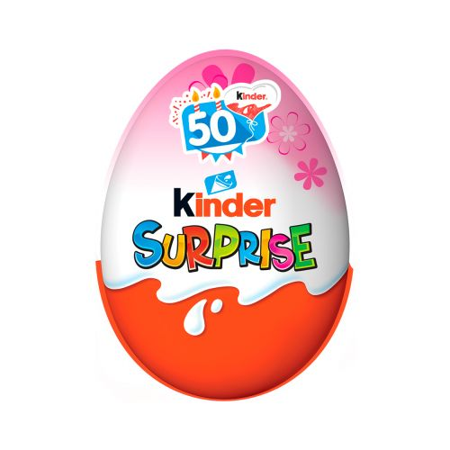 KINDER SURPRISE PINKKI  20 G