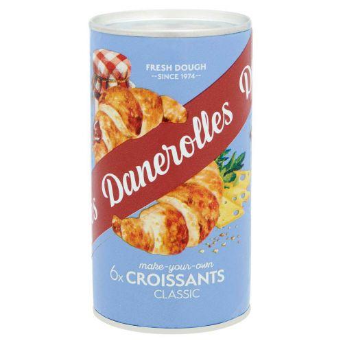 DANEROLLES CROISSANTS 6KPL 240 G