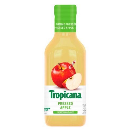 TROPICANA PRESSED APPLE KMP 900 ML