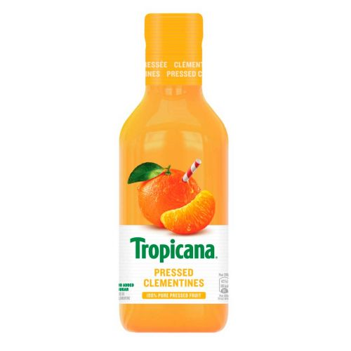 TROPICANA PRESSED CLEMENTINES KMP 900 ML