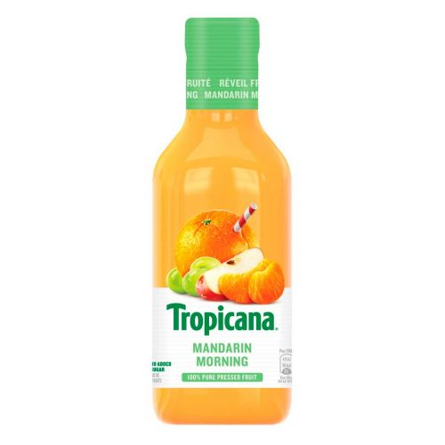 TROPICANA MANDARIN MORNING KMP 900 ML