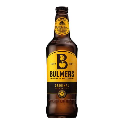 BULMERS ORIGINAL 4,5% KLP 500 ML