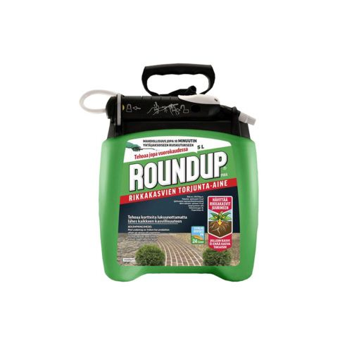 Roundup Piha Pump 'N Go rikkahävite 5 L