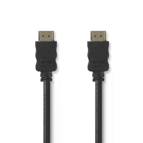 NEDIS HIGH SPEED HDMI-KAAPELI ETHERNET HDMI-LIITIN - HDMI-LIITI
