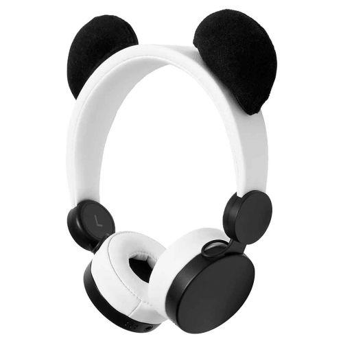 Nedis Animaticks johdolliset lasten kuulokkeet Patty Panda