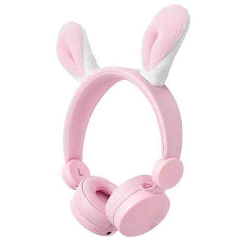 Nedis Animaticks johdolliset lasten kuulokkeet Robby Rabbit