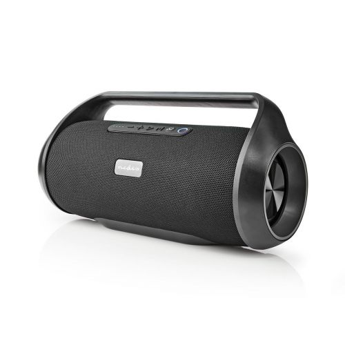 NEDIS PARTY BOOMBOX BLUETOOTH KAIUTIN MUSTA