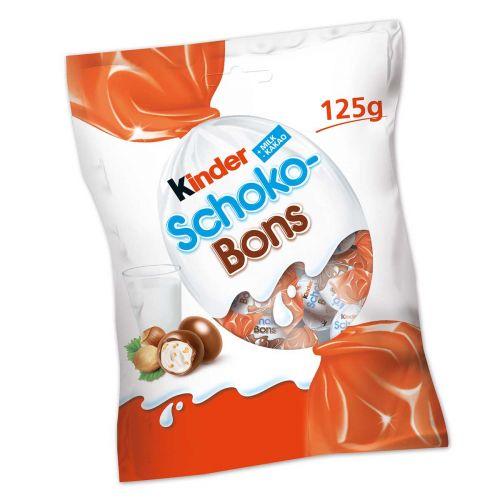 KINDER KINDER SCHOKOBONS  125 G