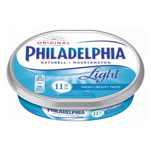PHILADELPHIA ORIGINAL LIGHT 11% 200 G
