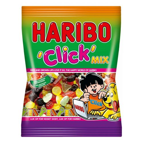 HARIBO CLICK MIX MAKEISPUSSI  80 G
