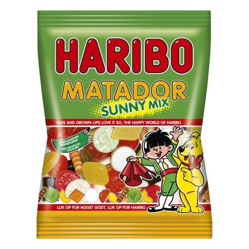 HARIBO MATADOR MIX SUNNY  270 G