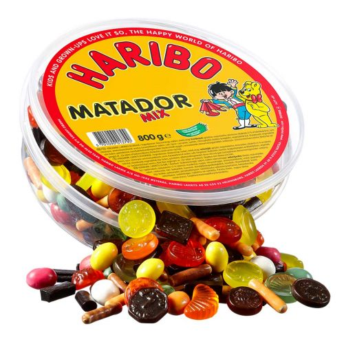 HARIBO MATADOR MIX 800G