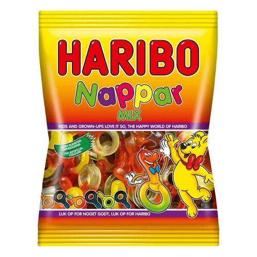 HARIBO NAPPAR MIX 275G 275 G