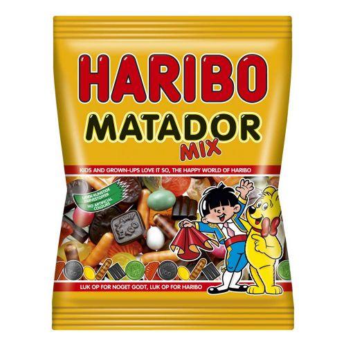HARIBO MATADOR MIX 275G 275 G