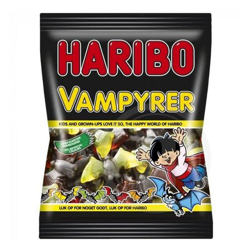 Haribo Vampyrer 375g
