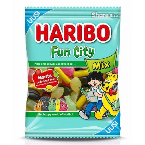 HARIBO FUN CITY MIX 275 G