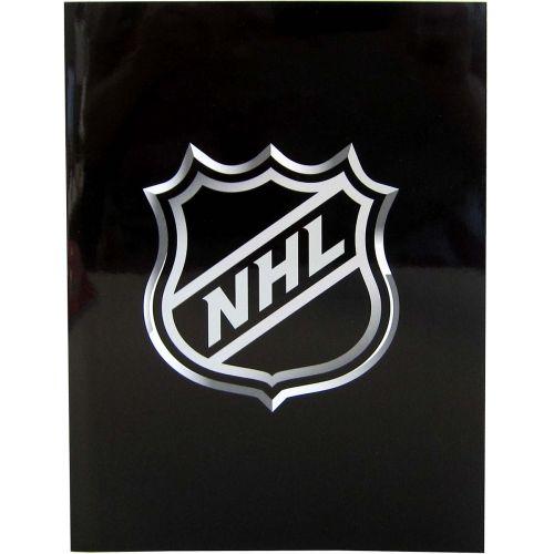 NHL LOGO A5 NIDOTTU VIHKO, 2 ERIL.LAJ.