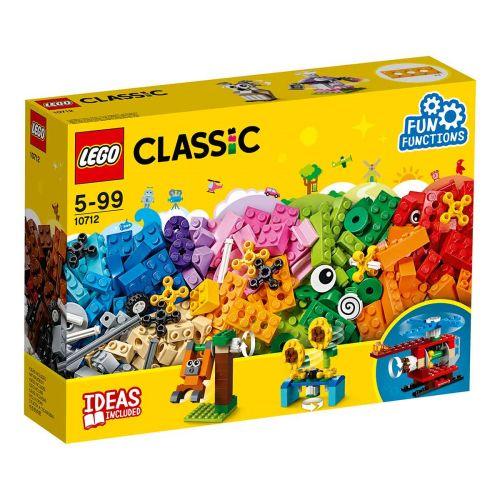 LEGO LEGO CLASSIC PALIKAT JA HAMMASPYÖRÄT 10712
