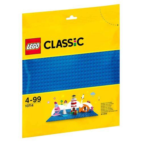 LEGO CLASSIC LEGO CLASSIC SININEN RAKENNUSLEVY 10714