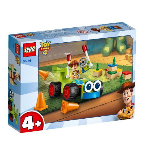 LEGO 4+ 10766 WOODY JA RC
