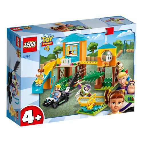 LEGO 4+ 10768 TOY STORY BUZZ & BO PEEPS PLAYGROUND ADVENTURE