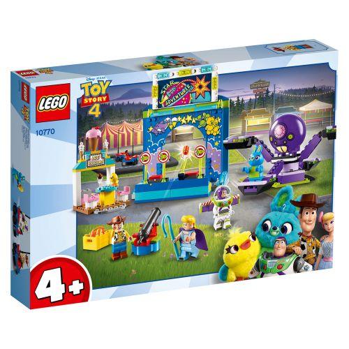 LEGO 4+ 10770 BUZZIN JA WOODYN KARNEVAALIMANIA!