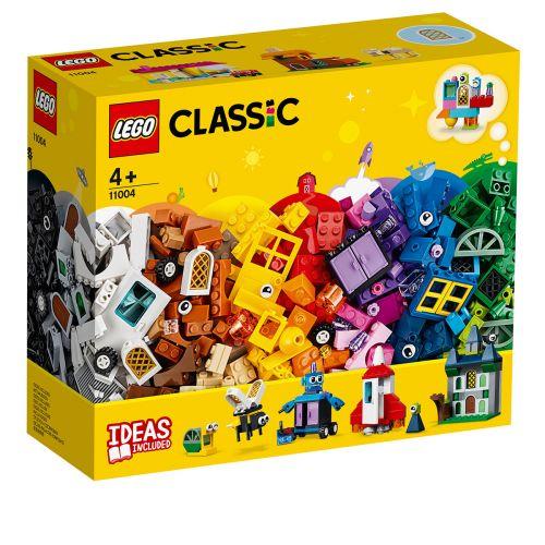 LEGO CLASSIC 11004 LUOVUUDEN IKKUNAT