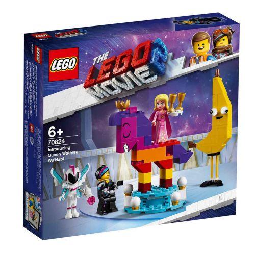 LEGO MOVIE 70824 ESITTELYSSÄ KUNINGATAR TAHDONTÄHDEKS