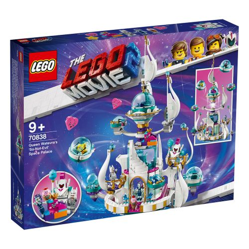 """LEGO MOVIE 70838 KUNINGATAR TAHDONTÄHDEKSIN """"EI NIIN PAHA"""" -AVA"""