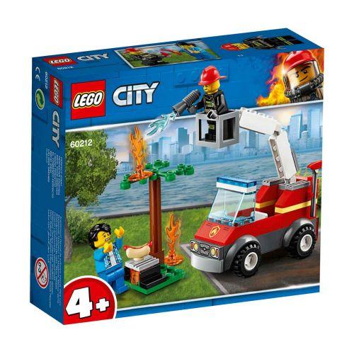 CITY FIRE 60212 GRILLIPALO