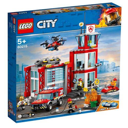 CITY FIRE 60215 PALOASEMA