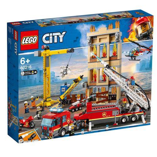 CITY FIRE 60216 KESKUSTAN PALOKUNTA