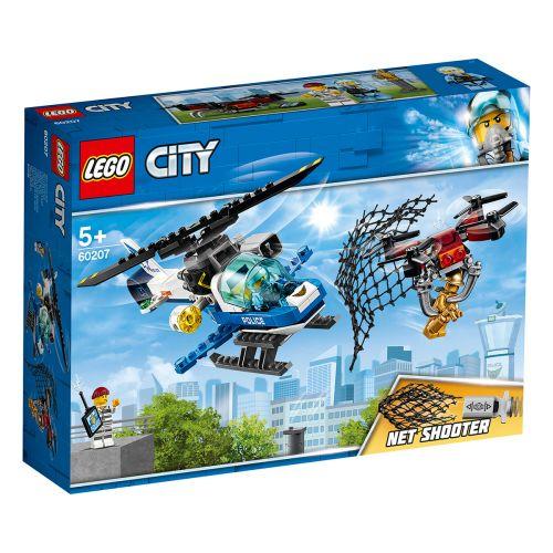 LEGO City Police 60207 Taivaspoliisin lennokkijahti