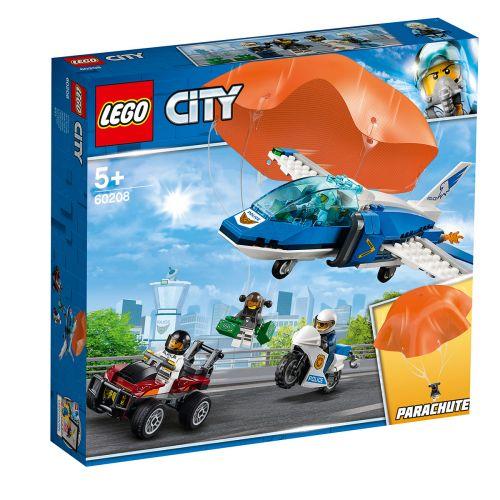 LEGO City Police 60208 Taivaspoliisin laskuvarjopidätys