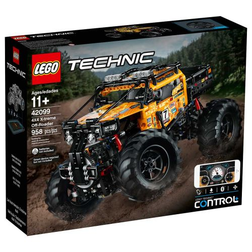 TECHNIC 42099 X-TREME NELIVETOMAASTURI